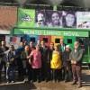 Barrio La Chimba celebró la puesta en marcha de la primera campaña ambiental  en el sector