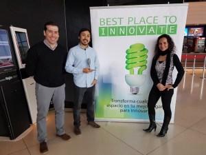 Yapo.cl es premiado por el Best Place to Innovate 2017