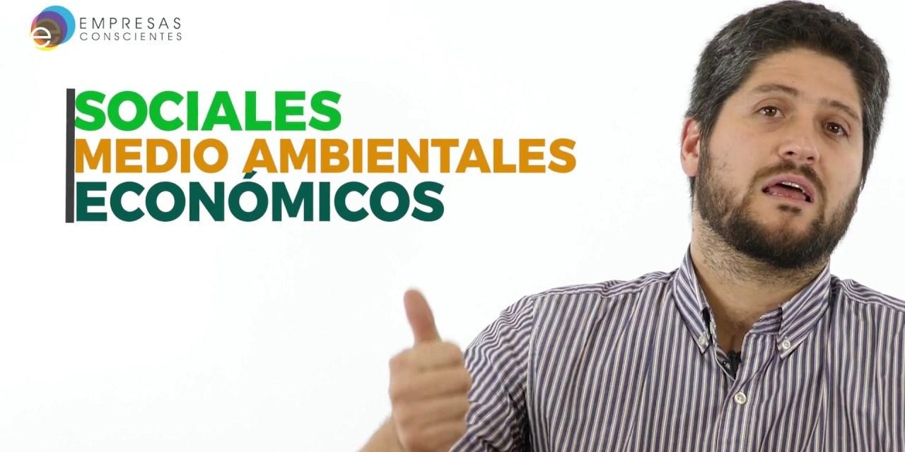 Entrevista a Nicolás Morales de Pegas con Sentido en Empresas Conscientes