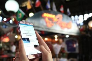 Inauguran red de Wifi gratuito en el histórico edificio del Mercado Central