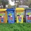 Reciclaje en colegios permite recuperar 50.000 kilos de residuos al año