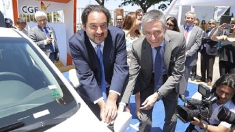 CGE inaugura primer punto de carga para vehículos eléctricos en Región de O'Higgins
