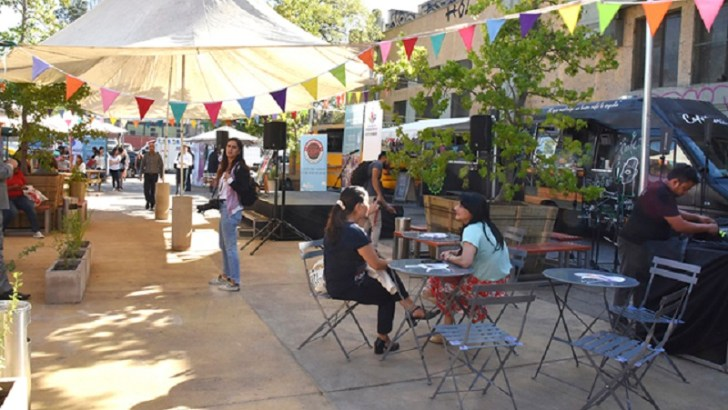 Nueva Plaza de Bolsillo cambiará el rostro a Barrio Mapocho – La Chimba