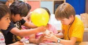 Más de 230 niños participaron del Campamento de Verano de Fundación Mustakis
