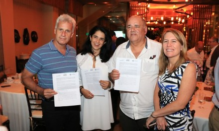 Presidente de Sonapesca F.G. fue elegido embajador de movimiento #PescaConFuturo para Latinoamérica