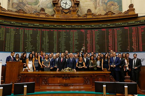 Bolsa de Santiago y S&P Dow Jones Indices informan nueva cartera de índice de sostenibilidad