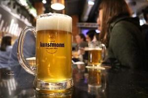 Cervecería Kunstmann se posiciona bajo el rango mundial en uso de agua para elaborar cerveza