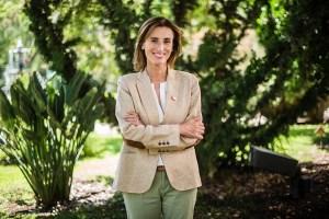 """Marcela Cubillos, Ministra de Medio Ambiente """"Los invito a sumar voluntades"""""""