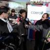 Operadores turísticos de la Patagonia Verde realizan gira tecnológica a Geoparque Kütralkura