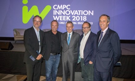 Fundadores de Netflix y Wikipedia exponen en CMPC Innovation Week