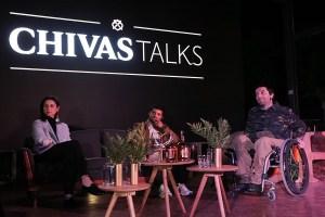 Líderes de proyectos de inclusión compartieron sus iniciativas sociales en emotiva edición de Chivas Talks