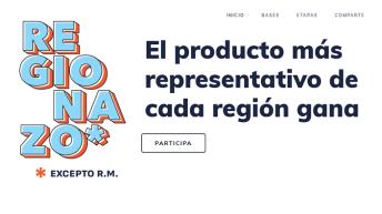 ¿Quieres que tu innovación llegue a todo Chile?, Postula al programa Regionazo de Paris y Socialab