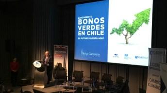 Bolsa de Santiago inaugura oficialmente el Mercado de Bonos Verdes y Sociales