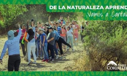 ¡Recicla, concursa y visita Parque Cantalao gratis junto a tu colegio!