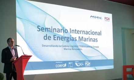 Fundación Chile impulsa debate en torno al desarrollo de una industria de energías marinas