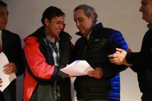 Comunidad indígena, municipio y Masisa acuerdan promover el desarrollo sustentable en sector de San Andrés