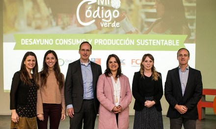 Actores debatieron en torno al consumo y producción sustentable en chile