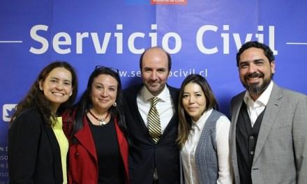 Sercotec obtiene el Premio Anual de la Excelencia Institucional 2018