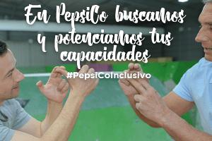 """PepsiCo participó en la última versión de la """"Feria Virtual Inclusiva 2018″"""