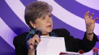 Alicia Bárcena insta a generar una nueva narrativa sobre cooperación internacional para el desarrollo de América Latina y el Caribe en torno a la Agenda 2030