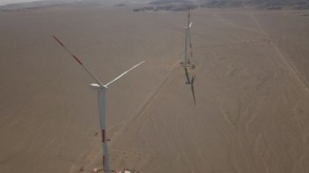 Enel se convierte en el principal actor en energías renovables del Perú con la puesta en marcha del parque eólico más grande del país
