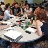 Estudiantes de la Universidad de Santiago participan en curso de emprendimiento en Waterloo