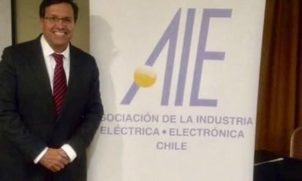 Directorio de AIE tiene nuevo Vicepresidente