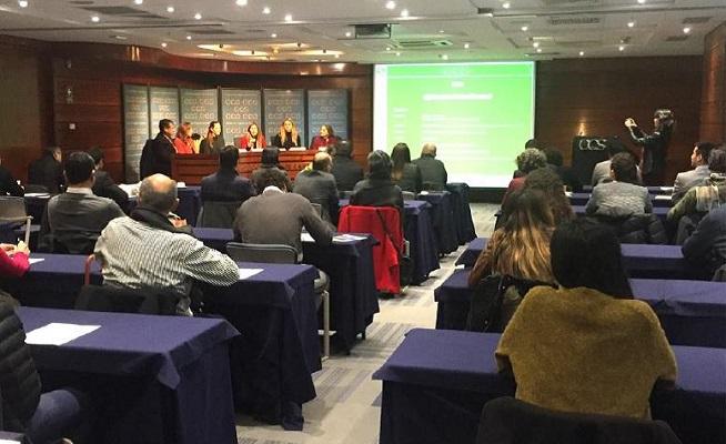 CCS realizó taller de Bonos Verdes en Chile
