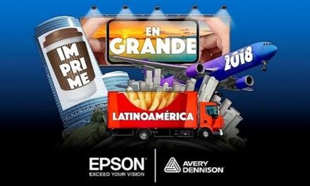 """Epson anuncia concurso """"Imprimir en grande"""" en apoyo a 10 ONG"""