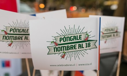 """Campaña """"Póngale Nombre al 18"""" busca promover el consumo responsable en estas Fiestas Patrias 2018"""