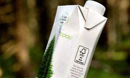 El 100% de los envases de Tetra Pak en Chile cuentan con sello FSC