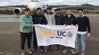 Duoc UC ofreció talleres de construcción sustentable en Rapa Nui