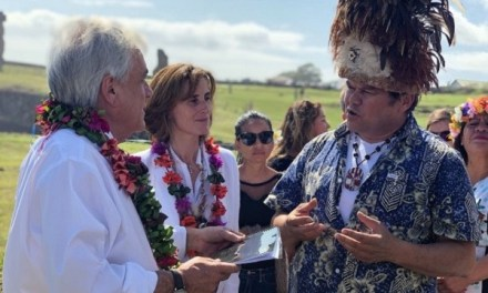 Gobierno presenta Consejo para la administración del Área Marina y Costera Protegida de Rapa Nui