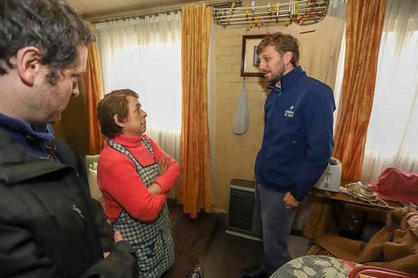 Subsecretario del Medio Ambiente lanza programa de recambio de calefactores en Osorno