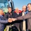 Desafío Levantemos Chile y el Ministerio de Desarrollo Social hacen entrega de nuevo tractor 0 kilómetros a la comunidad Mapuche