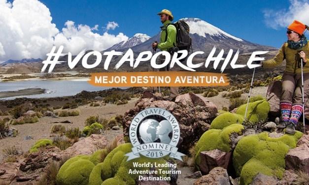 Autoridades lanzan campaña para consolidar a Chile como tricampeón en los Oscar del Turismo