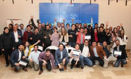 Semilla Corfo 2018 sumó apoyo a 60 nuevos emprendimientos de todo Chile