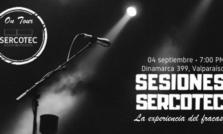 La experiencia del fracaso será el tema de la primera edición de Sesiones Sercotec
