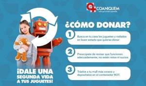 Parque Arauco lanza gran iniciativa de reciclaje de juguetes y rodados