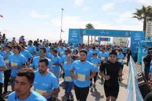 Más de 4 mil personas participaron en Corrida Familiar de Caja Los Andes 2018 en Coquimbo