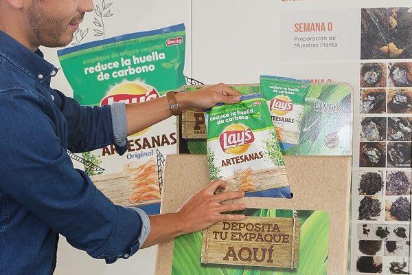 PepsiCotrae a Chile un pionero empaque deorigen vegetalen el marco de un proyecto piloto global de la compañía