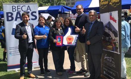 Sodexo y la ASOF se asocian para promover la alimentación saludable en los estudiantes del país