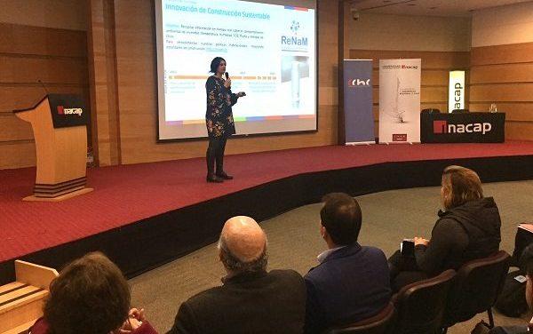 Especialistas promueven manejo responsable de residuos en seminario sobre construcción sustentable