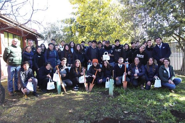 Fundación Reforestemos inicia nuevo ciclo de Jornadas de educación ambiental con apoyo de CGE