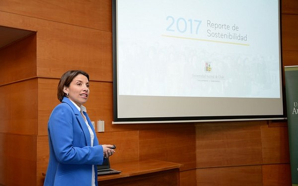 UACh presentó su 3° Reporte de Sostenibilidad