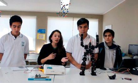 """""""TARS"""", el robot que ayuda a niños autistas se presentará este fin de semana en el MIM"""
