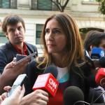 """Ministra Schmidt lanza la campaña para cuidar el agua """"Dúchate en 3"""""""