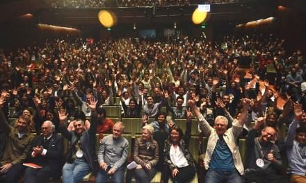 Primer Encuentro Mundial del Movimiento B termina con un acuerdo global por una nueva economía
