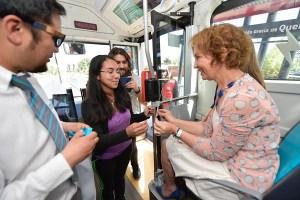 Enel X, Metbus y ByD inauguran el primer electroterminal de Latinoamérica para los buses eléctricos