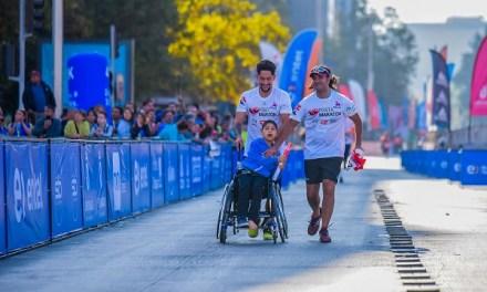 Maratón de Santiago abre inscripciones para runners de buen corazón